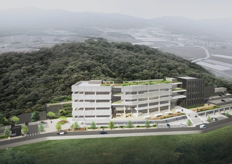 Urban facility development plan for the new construction of Northern Pohang Police office