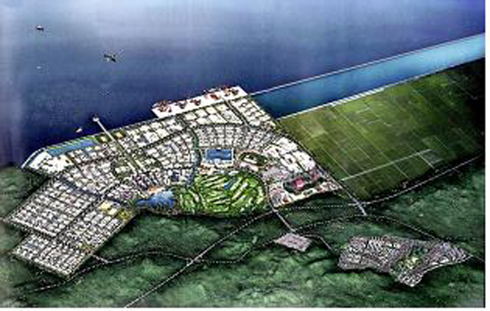 Design for development project of Seokmun national industrial complex