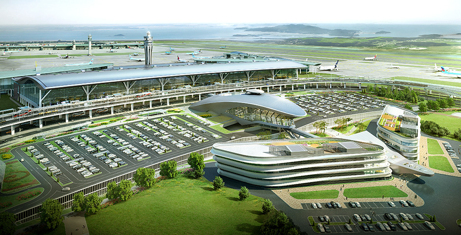 Detailed Engineering Design for Airside Facilities in Incheon International Airport (Phase III)