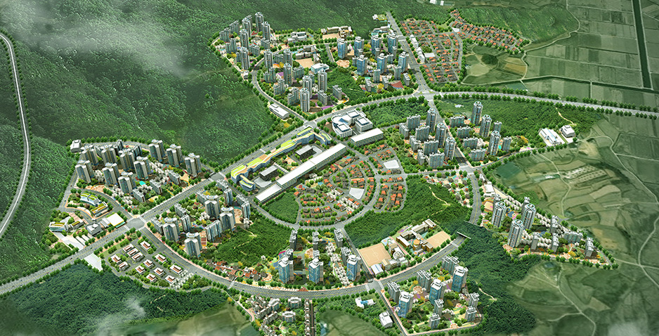 Detailed Survey and Engineering Design for Development of Hwaseong • Bibong Public Residential Area including Adjacent Roads
