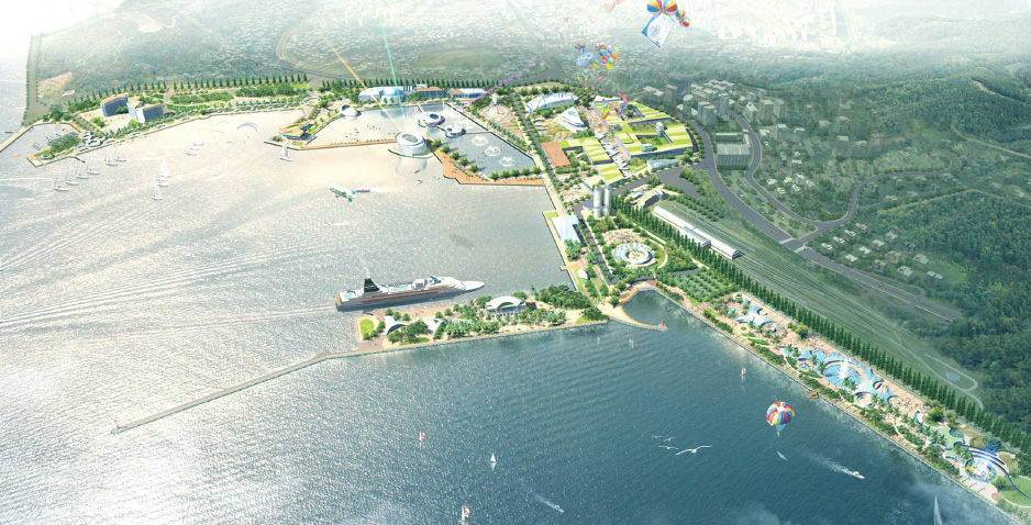 Detailed Engineering Design for Landscaping of Yeosu EXPO Site Development Project